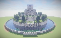 Mansion Of Peace Minecraft Map & Project