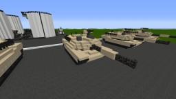 Minecraft tank Minecraft Map & Project
