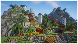 Minecraft Island City / CHECK OUT MY YOUTUBE CHANNEL ,LINK BELOW (WORLD DOWNLOAD) Minecraft Map & Project