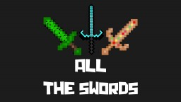 All The Swords Minecraft