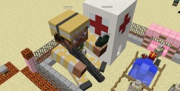 The Crafting Dead (Different Storyline) Minecraft