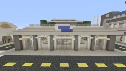 Riverside Station - Lazuli City Rapid Transit Minecraft Map & Project