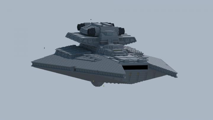 Popular Project : Gladiator Class Star Destroyer