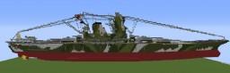 IJN Yamato (WOWS premium camo scheme) Minecraft Map & Project