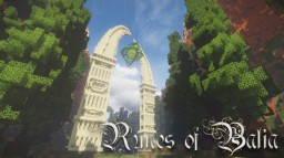 Mahou Runes of Balia Minecraft Map & Project