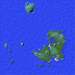 Isles of Exploration Minecraft Map & Project