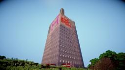 Hotel Hollywood Original World V.2 Minecraft Map & Project