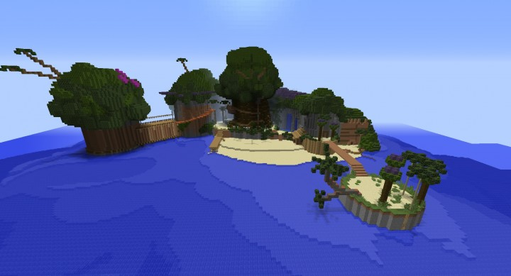 Worlds of Kingdom Hearts Minecraft Project