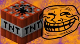 Troll Blocks Ep: 2 LitTnt Minecraft Blog Post