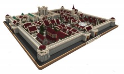 Castle city 'Tauri' Minecraft Map & Project