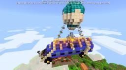 Fortnite season 4 mini game Minecraft Map & Project