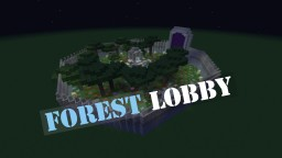 FOREST LOBBY 1.12 Minecraft Map & Project