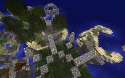 Ocean Gardens Minecraft Map & Project