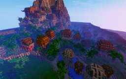 The Land of the Yorhala Minecraft Map & Project