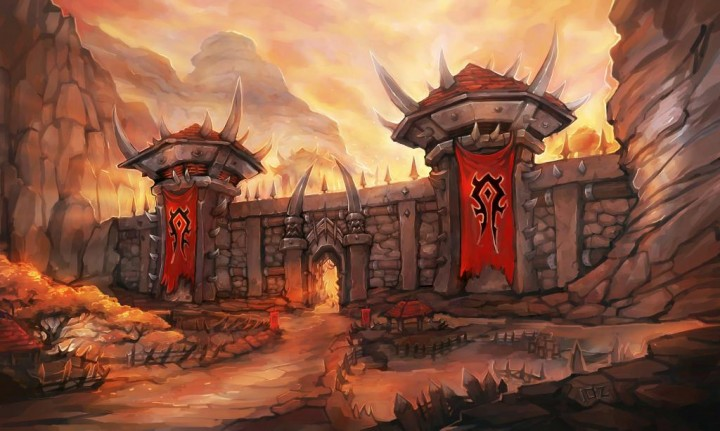 Popular Server Project : Orgrimmar from WoW