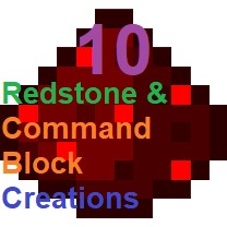 10 Most Useful & Compact Redstone & Command Block Creations! Minecraft Map & Project