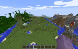 Minecraft: Infinity Challenge Minecraft Map & Project