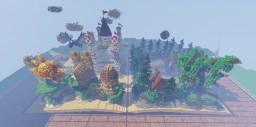 Novels Come Alive - Fruitservers Build Comp Minecraft Map & Project