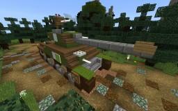 m4a3e2 Sherman jumbo Minecraft