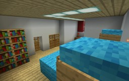 Cape Cod House [MCPE] (Download) Minecraft Map & Project