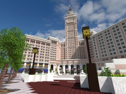 Terminal Tower Replica Minecraft