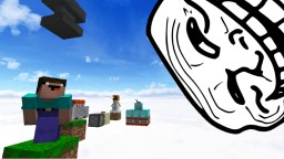 Troll Parkour Minecraft Map & Project