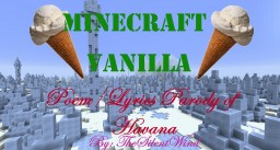 Poem/Lyrics Parody | Minecraft Vanilla | Lyrics Parody of Havana (Shortened) Minecraft Blog Post