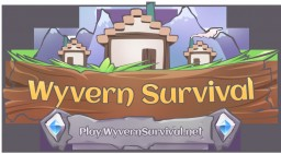 Wyvern Survival Minecraft Server