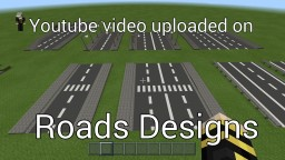 Roads v2 Minecraft Map & Project