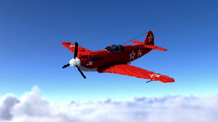Popular Project : Yak-3P