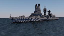 Destroyer ship class KazaDriko Minecraft