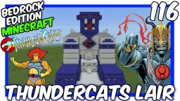 Thundercats Lair Minecraft Map & Project