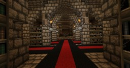 Medieval dungeon for RPG Minecraft Map & Project
