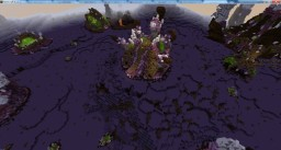 Starcraft II Zerg Buildings Minecraft Project