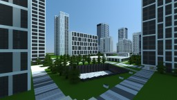 Jeonglim New Town - 3 Minecraft Map & Project