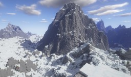 Winter Terrain Minecraft