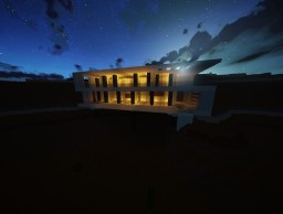 ModerHouse Minecraft Map & Project