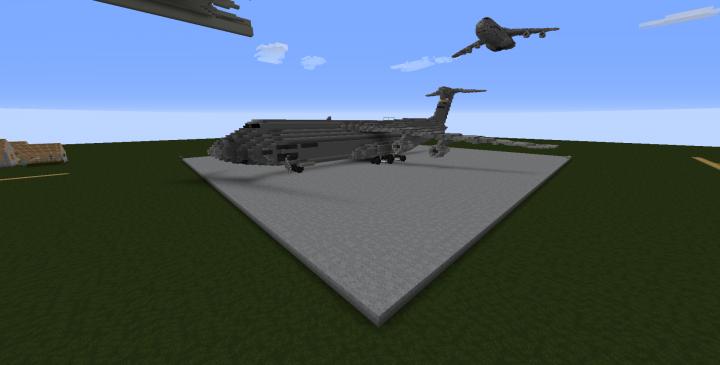 Landed configuration