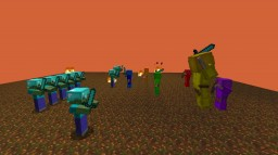 Colors The First War Minecraft