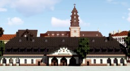 Zeughaus, Hanau, Germany Minecraft