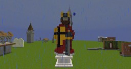 The Glorious King Minecraft Map & Project