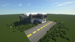 MODERN HOUSE 1.0 Minecraft Map & Project