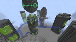 Green Lantern City/Planet Oa Minecraft