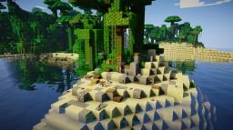The Survivor Minecraft Map & Project