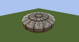 Microraptor Paddock Minecraft Map & Project