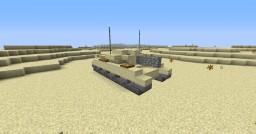 Crusader Mk.III (1.5:1) Minecraft Map & Project