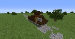 M3 Grant (1.5:1) Minecraft Map & Project