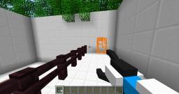 Portal Gun Tech Demo Minecraft Map & Project