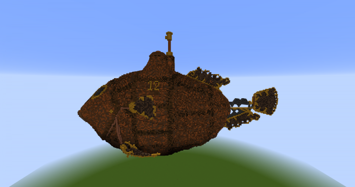 Popular Server Project : FichtenFoo's 'Fantastical Fish