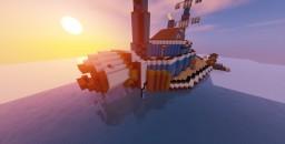 Baratie - One Piece Legendary Seas Minecraft Map & Project